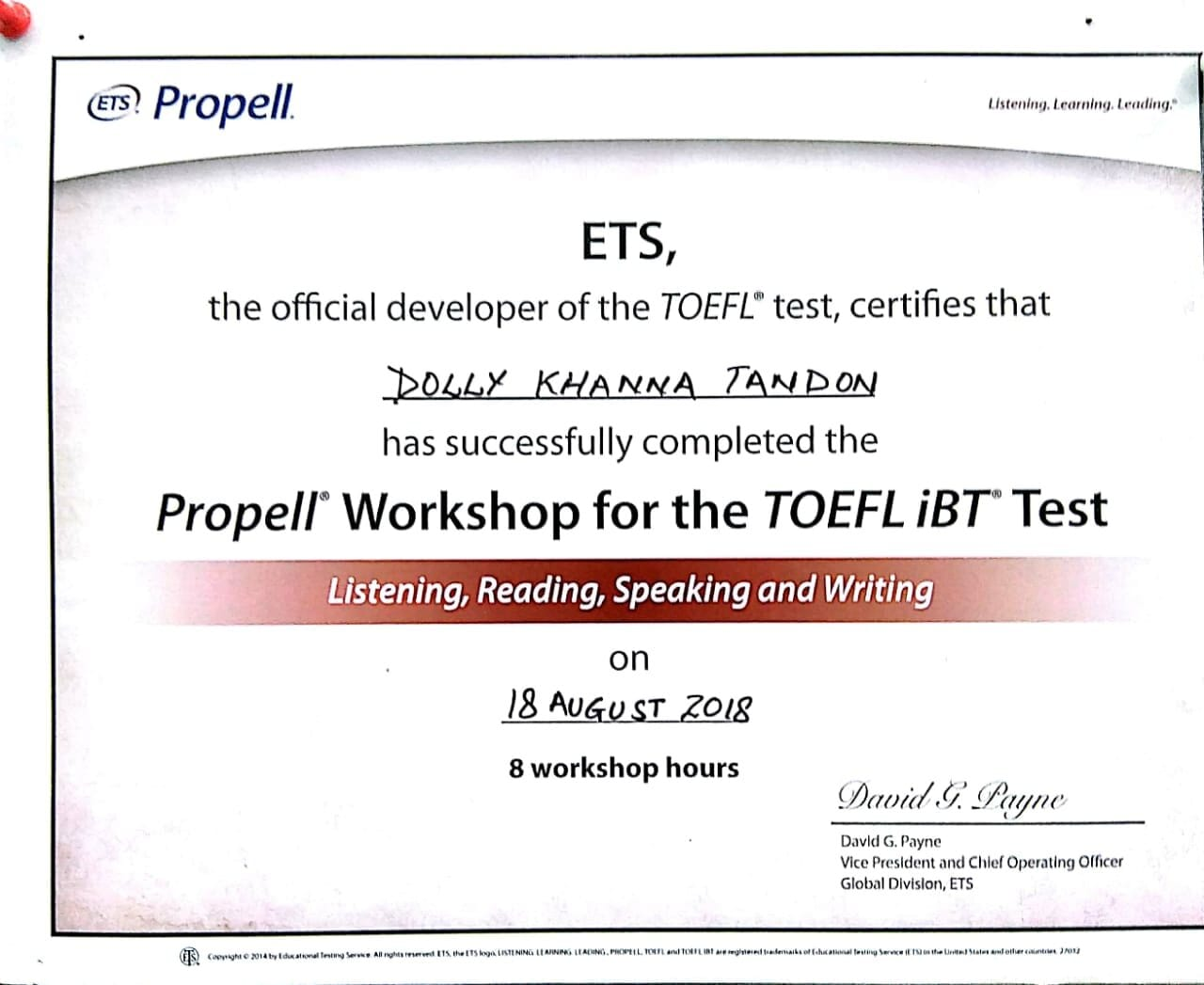 PTE TOEFL IELTS in gurgaon