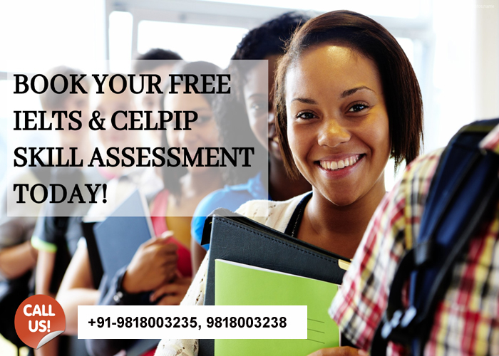 CELPIP General Training Coaching in Gurgaon