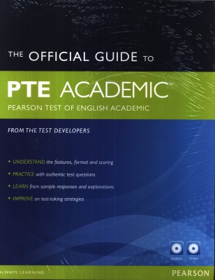 The Official Guide To Pte Academic Book